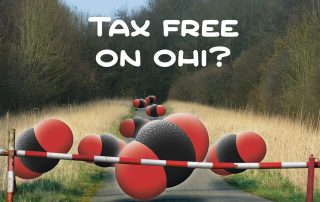 Tax-Free on ohi?