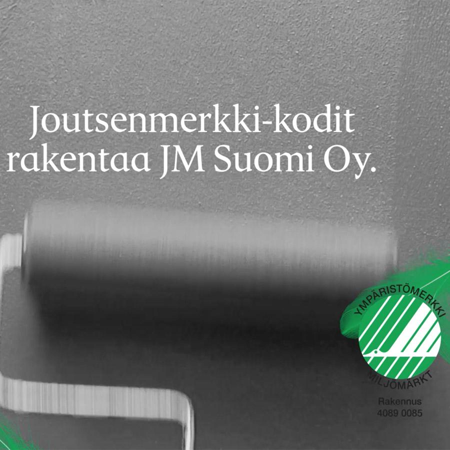 Joutsenmerkki JM Suomi Oy