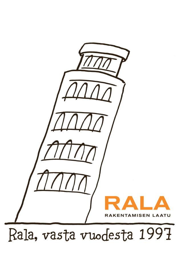 Rala, Pisa-kassi.